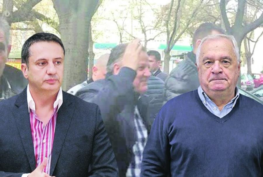 Brisel: Osuđeni Spasić, Drašković i Vukotić