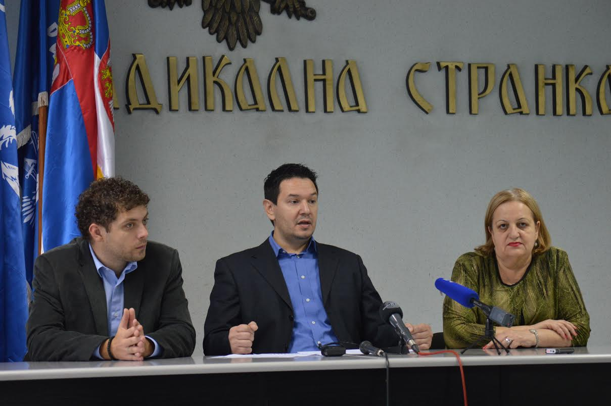 Srpski radikali će glasati protiv najavljenih zaduživanja!