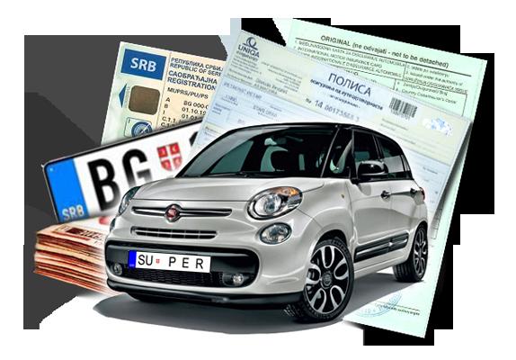 Uhapšeni lažni vlasnici agencija za registrovanje vozila
