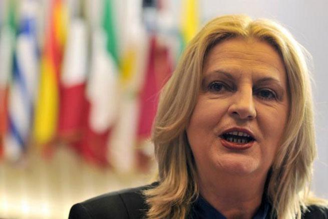 Reagovanje Edite Tahiri na izjavu Tomislava Nikolića
