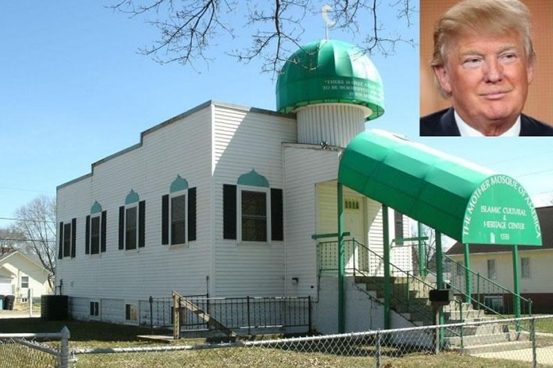 SAD: nacističke pretnje džamijama