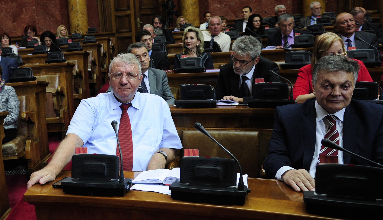 Skupština Srbije: o plovidbi rekama Srbije