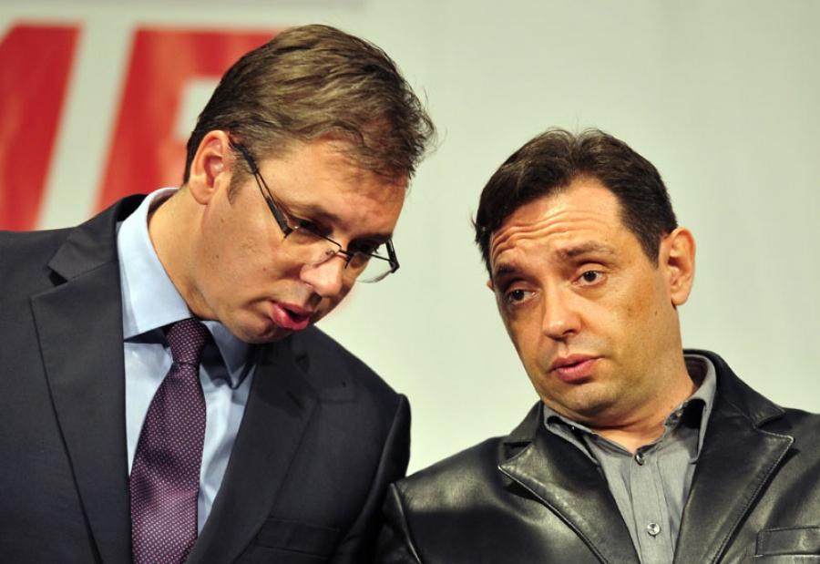 DJB: Zahtevamo od Premijera da smeni ministra Vulina