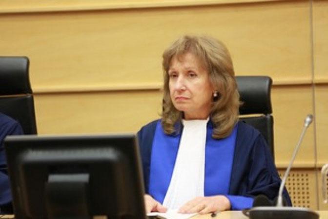 Ekaterina Trendafilova predsednica Specijalnog suda za ratne zločine na Kosovu