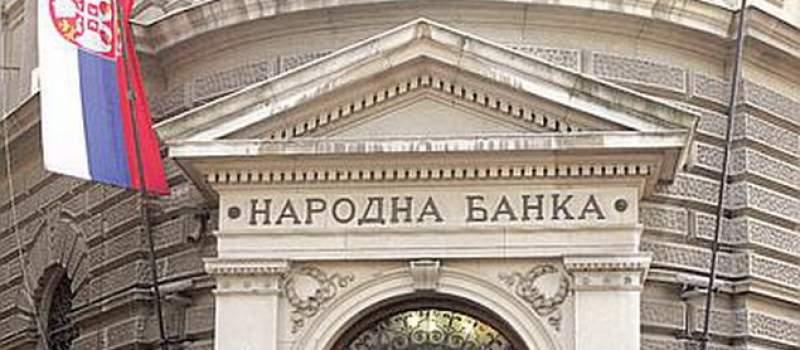 Izvršni odbor NBS: referentna kamatna stopa i dalje 4,00 odsto