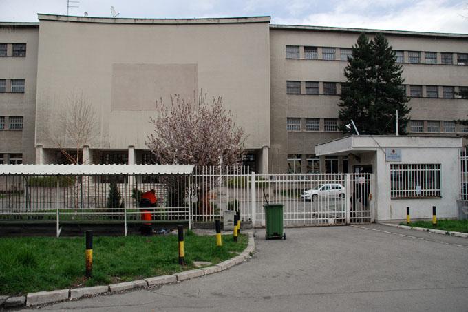 Ubistvo u KPZ u Beogradu