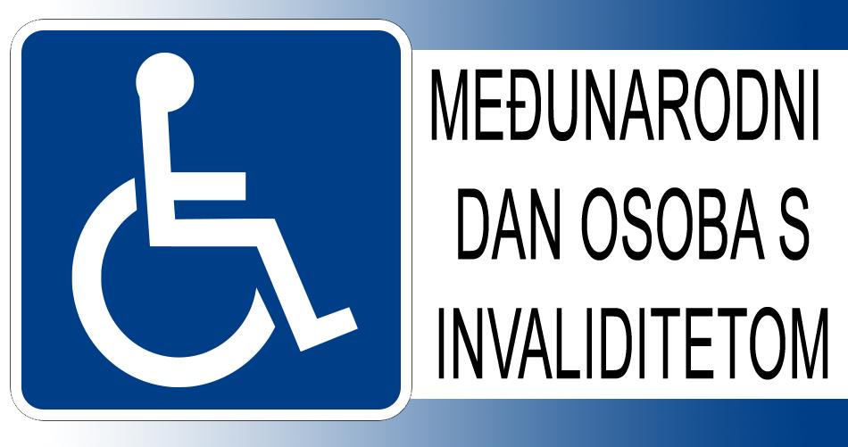 3. decembar: Još puno posla na unapređenju položaja osoba sa invaliditetom