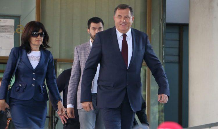Dodik (ne) putuje u SAD?