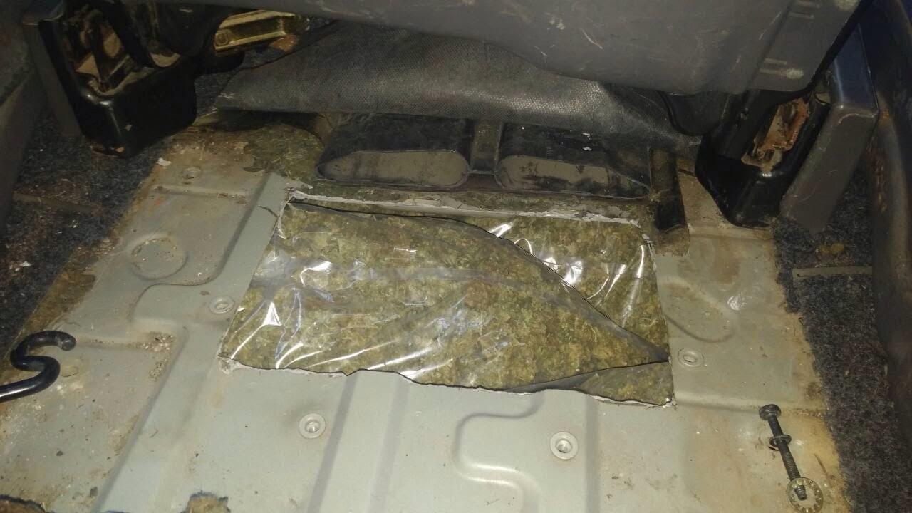 Policija u Kruševcu zaplenila 27 kilograma marihuane