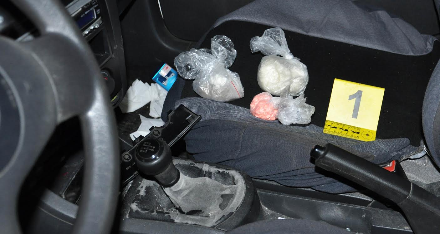 Uhapšeni dileri droge