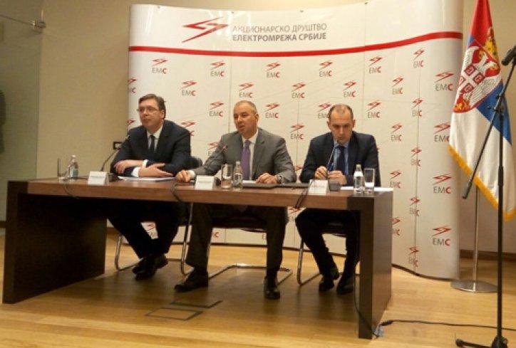 Elektromreža Srbije – donator Fondu za lečenje dece van Srbije
