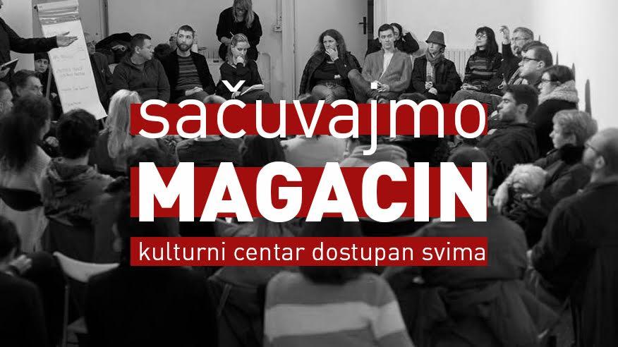 Apel: Sačuvajmo Magacin – kulturni centar dostupan svima