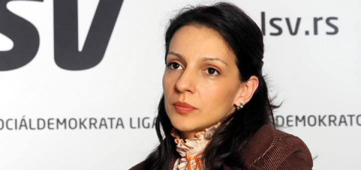 Marinika Tepić: LSV podnosi novi Predlog zakona o lustraciji