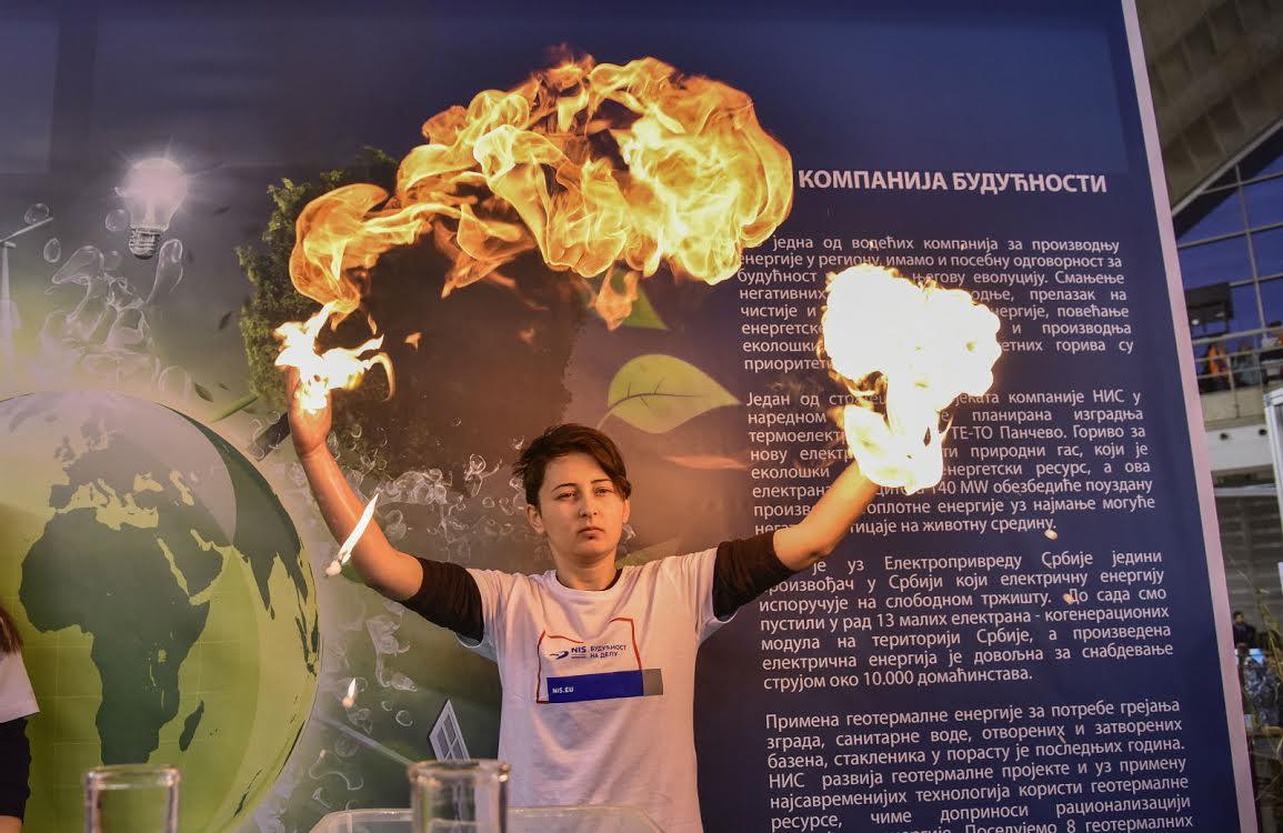10.Festival nauke – Prvi dan naučnog slavlja uz 8.500 posetilaca