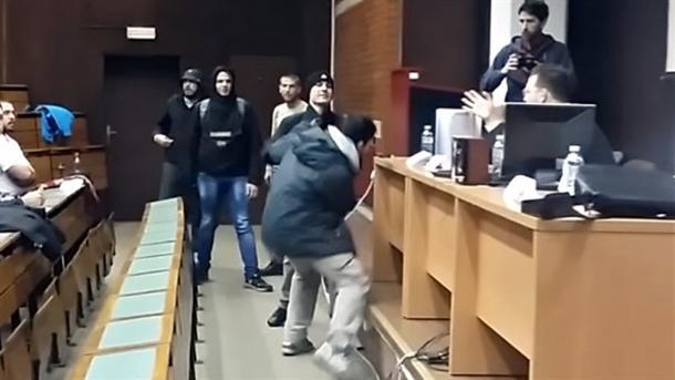 Posle profašističkog incidenta Stefanović obećava oštu reakciju države