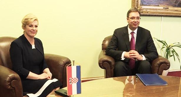 Aleksandar Vučić o (najnovijim) odnosima sa Hrvatskom