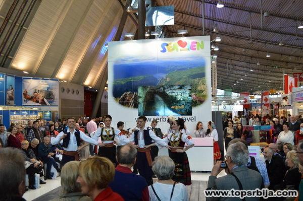 Turistička ponuda Srbije na sajmu turizma u Štutgartu