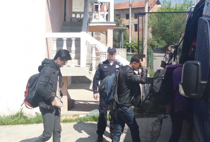 Horgoš: šverc Avganistanaca