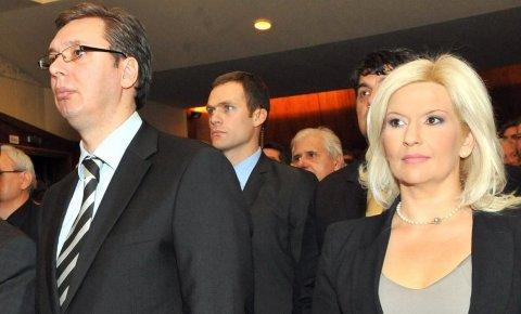 Mihajlovićeva: Napadaju me jer predlažem Vučića za predsedničkog kandidata