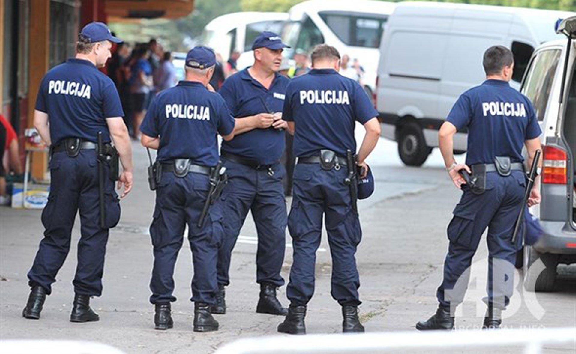 LSV pita: Pomoćna ili partijska policija?