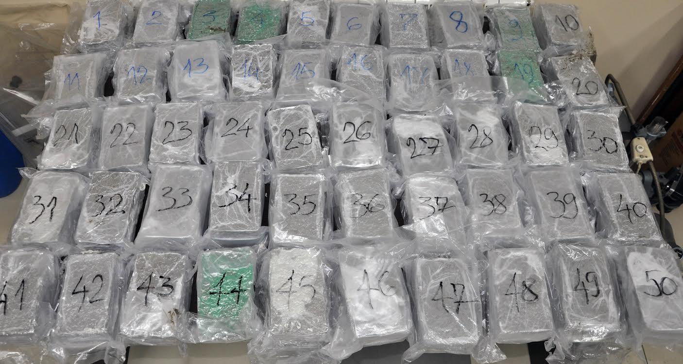 Čačak: policija zaplenila 27 kilograma skanka
