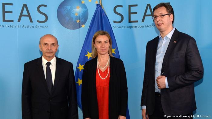 Politiko o današnjem susretu rukovodstva Srbije i Kosova