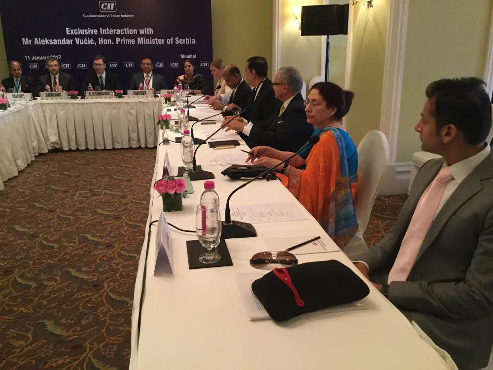 Vučić razgovarao sa predstavnicima indijskih kompanija