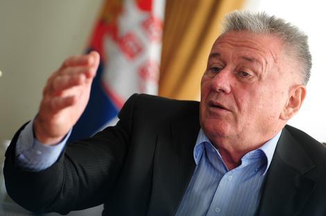 Velimir Ilić: Ko je bre Andrej Vučić da ucenjuje i poziva na razgovor koalicione partnere SNS