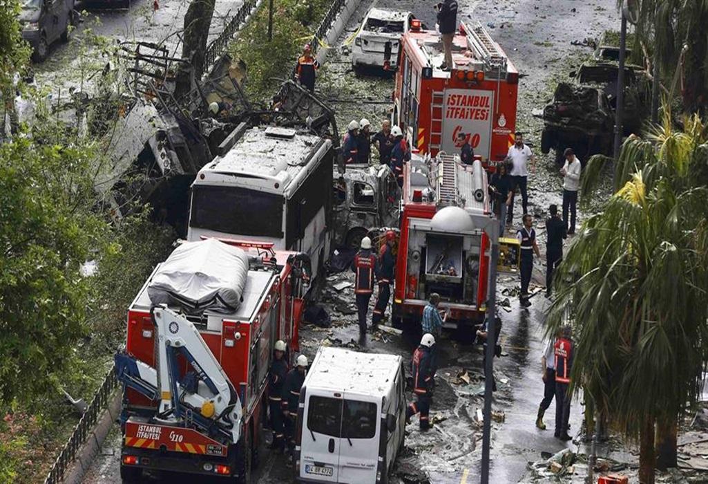 Novi teroristički napad u Istanbulu