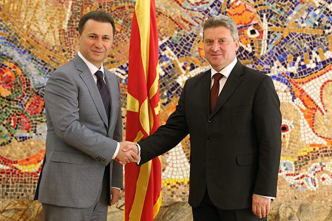 """Makedonija: Albanske partije """"biraju"""" premijera!"""