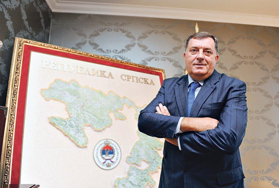 LSV: Dodik bi opet da prekraja granice i izaziva ratove