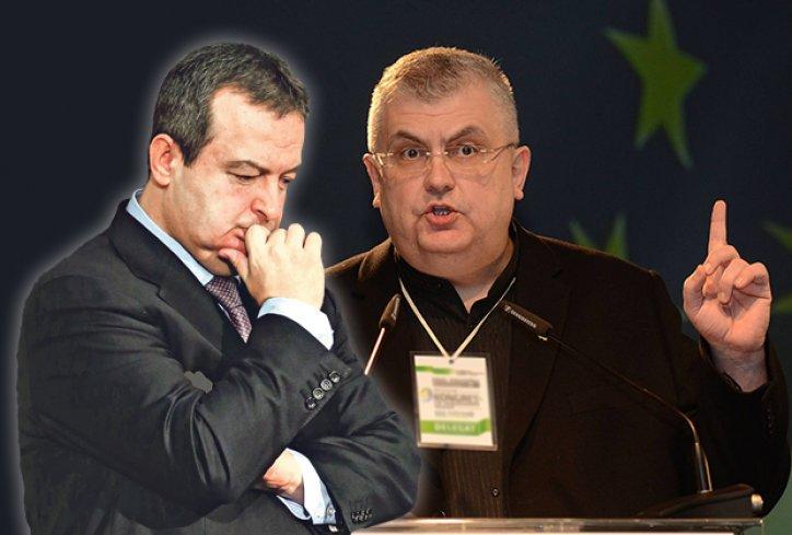 Nenad Čanak: Ivica Dačić je primer modernog kvislinga