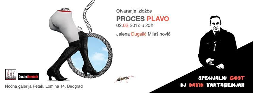 Od 2. do 9 februara u Galeriji Petak izlaže  Jelena Dugalić Milašinović