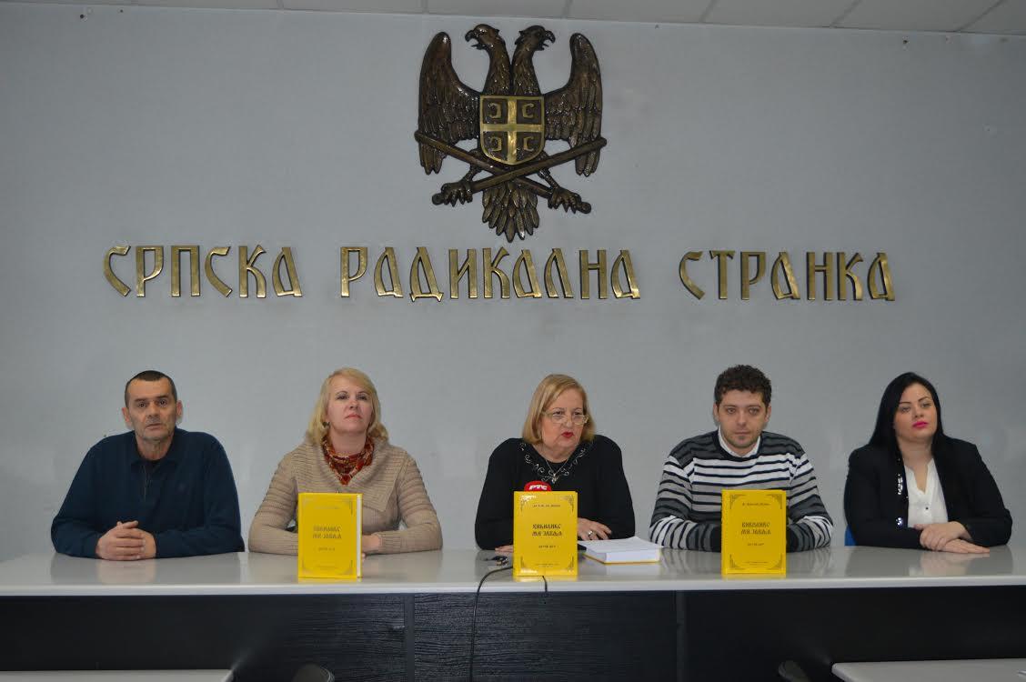 Nova knjiga Vojislava Šešelja: Vuk Jeremić američki i NATO čovek u Srbiji!