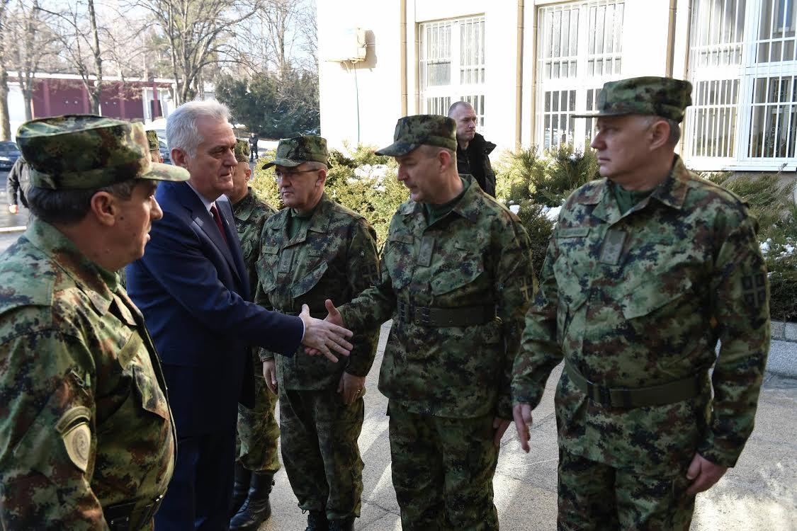 Tomislav Nikolić: poslaćemo vojsku da bi zaštitila Srbe na KiM
