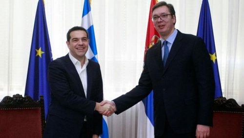 Grčki premijer danas u Beogradu