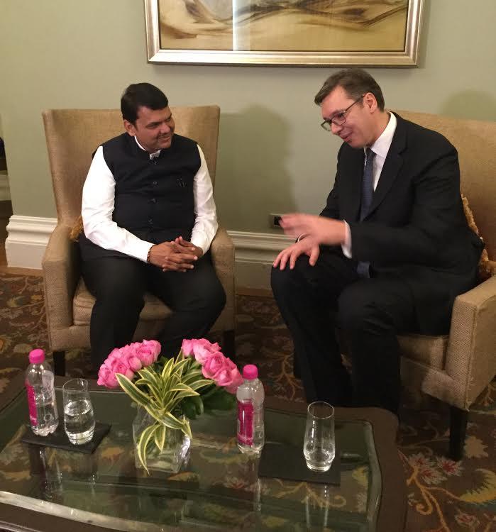 Indija: Vučić u poseti državi Maharastra