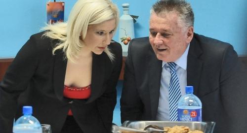 Zorana Mihajlović: Ilić objavio ukradenu radnu verziju izveštaja o koridorima