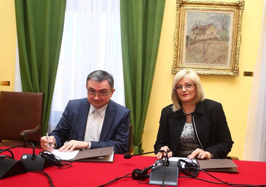 Potpisan Memorandum o saradni između NBS i Matematičkog fakulteta