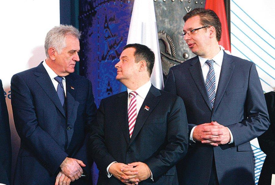Ivica Dačić: Vučić plus Dačić jednako pobeda u prvom krugu