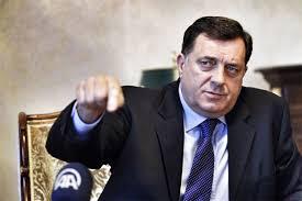 Dodik odgovoara  Palmeru: bio sam jedan od prvih Srba koji je podržao Dejton