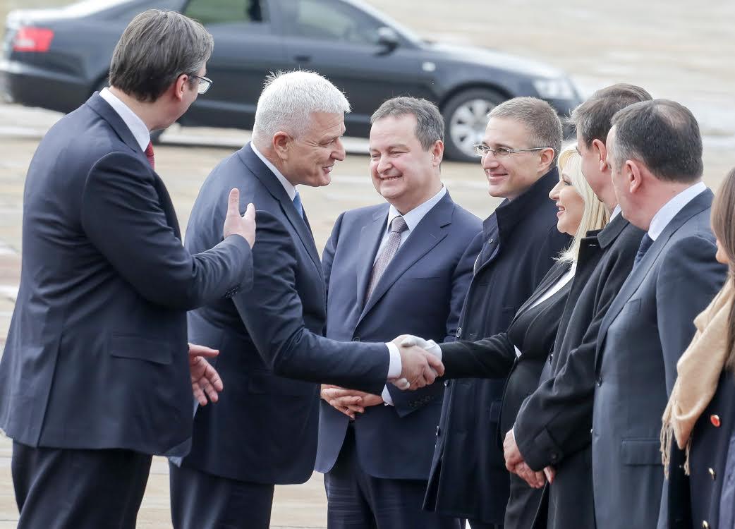 Premijer Crne Gore u Beogradu: tema razgovora jačanje političke i ekonomske saradnje dve zemlje