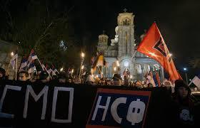 LSV: Država da zaustavi fašiste, da to ne bi radili građani!