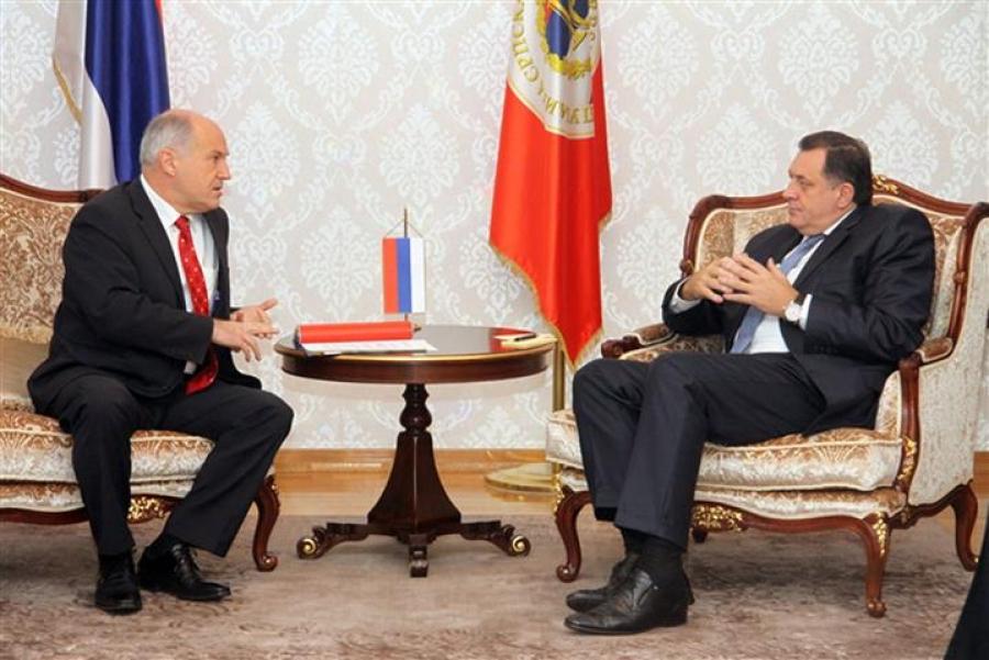 Valentin Incko za HRT: sankcije Dodiku pripremljene su pre šest meseci!