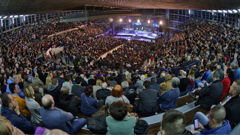Počela je izborna trka: Saša Janković najavljuje državu pristojnih građana!