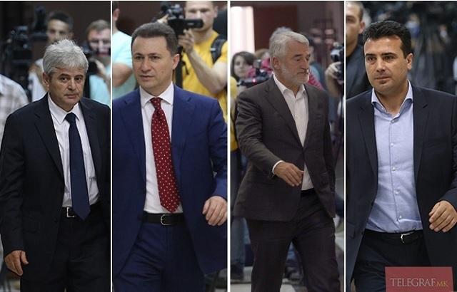 Makedonija: Zaev čeka Albance