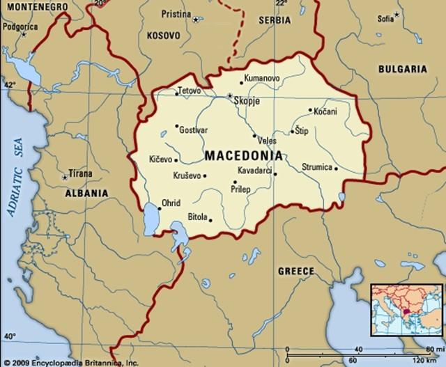 Moskva: Makedonija pod stranim uticajem