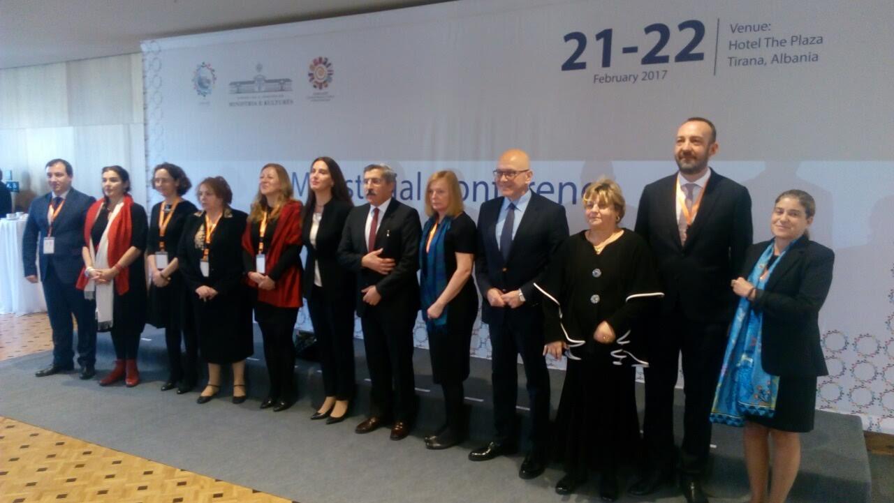 Tirana: ministar kulture Vladan Vukosavljević na Konferenciji saveta ministara kulture zemalja Jugoistočne Evrope