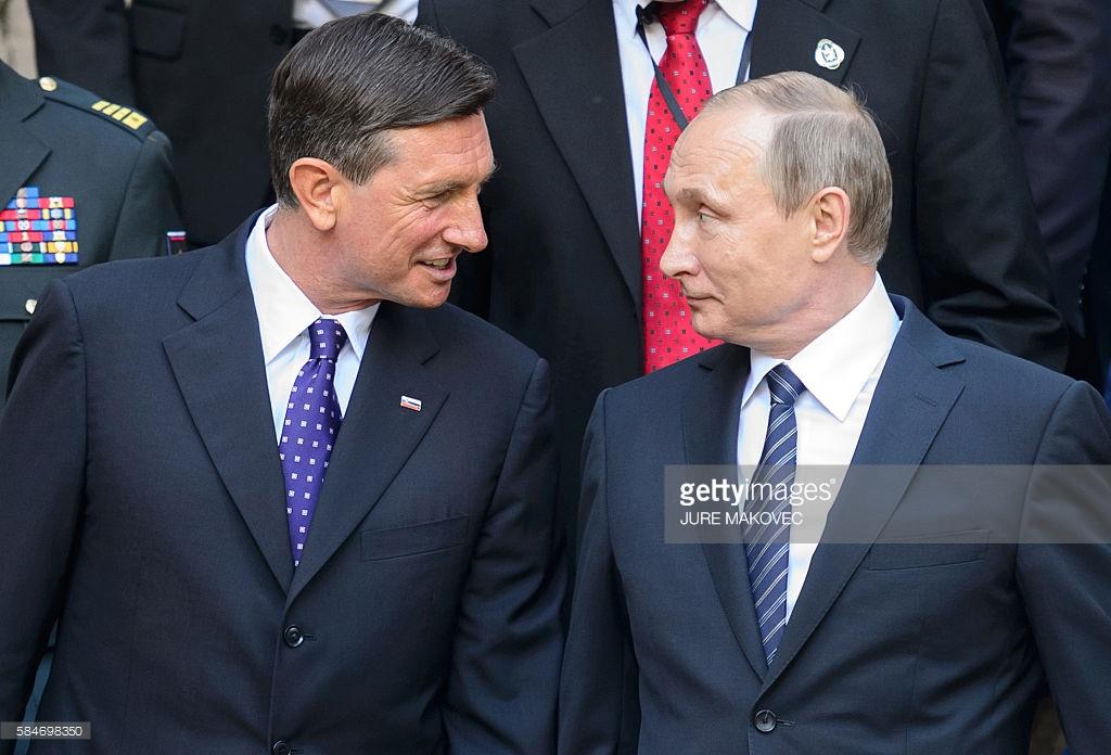 Slovenački predsednik  ove nedelje posetiće Nemačku Rusiju i Ukrajinu