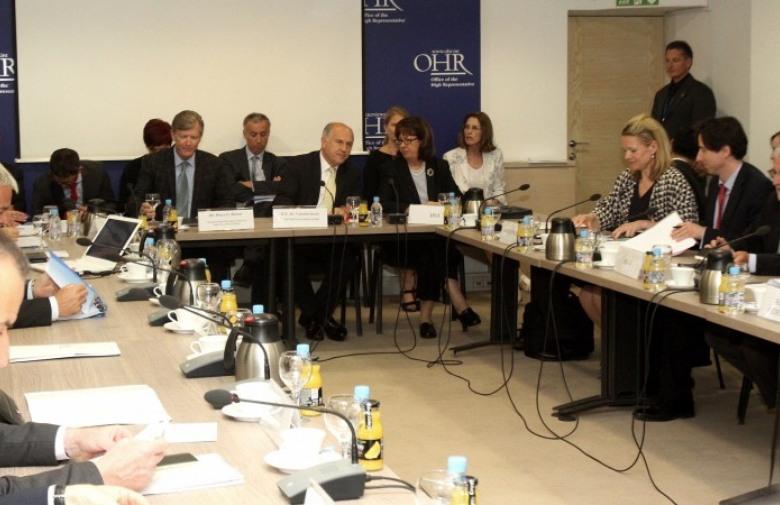 Posle sastanka ambasadora grupe PIC u Sarajevu: dogovorena zajednička izjava